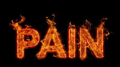 When does the pain stop?