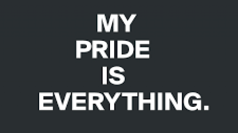 Pride Is Everything