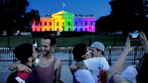Biden's Fight for LGBTQ+ Rights